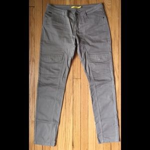 LOLË sunscreen (50+ spf) utility fitted pants